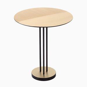 Tavolino satinato di Chiara Andreatti per Mingardo