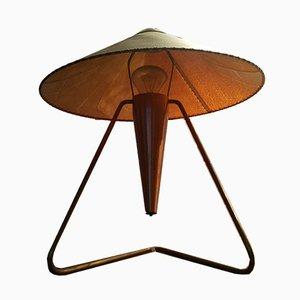 Lámpara de mesa grande de Helena Frantová, años 50