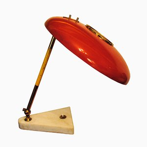 Lampe de Bureau Vintage par Oscar Torlasco pour Lumi
