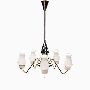 Lámpara de araña escandinava de Bergboms