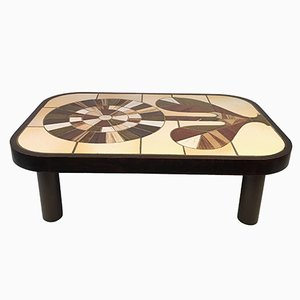 Coffee Table by Roger Caprone, 1960s
