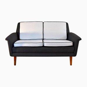 Sofá de dos plazas de Folke Ohlsson para Dux, años 60