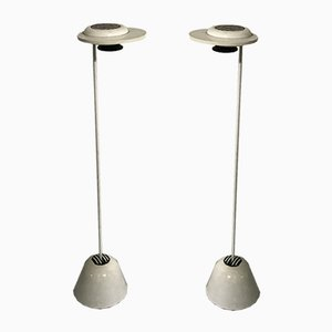 Mid-Century Italian Desk Lamps by G Medeot, Set of 2