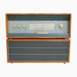 RK2/RS2 Radio von Karl Clauss Dietel & Lutz Rudolph für HELI, 1961
