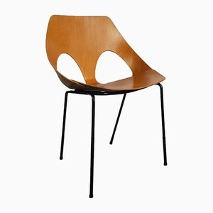 Model C3 Side Chair by Carl Jacobs for Kandya, 1950s