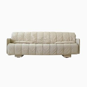 Vintage Leather 3-Seater Sofa from de Sede
