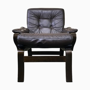 Vintage Danish Rosewood Lounge Chair, 1960s