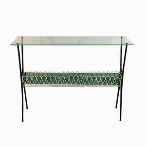 Mid-Century Console Table by Cesare Lacca, 1950s