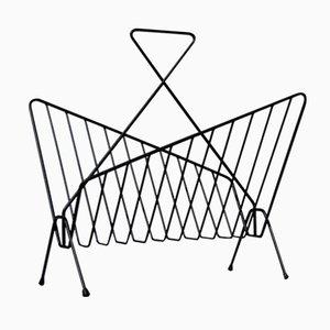 Porte-Revues de Forme Géométrique, 1950s
