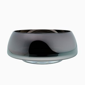DECO Jazz Grand Mirror Bowl by Artis Nimanis for an&angel