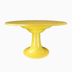 Tavolo da pranzo vintage di Otto Zapf