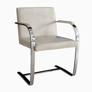 Brno Cantilever Chair by Mies van der Rohe for Knoll, 1982