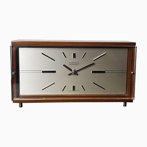 Clock in Teak from Kienzle International, 1960s