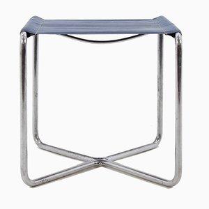 Table d'Appoint ou Tabouret Vintage Modèle B8 en Chrome par Marcel Breuer pour Mücke Melder