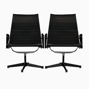 Chaises Pivotantes Model EA116 par Charles & Ray Eames pour Herman Miller, 1950s, Set de 2