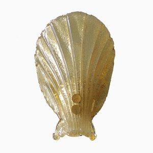 Vintage Gold Fleck Sconce