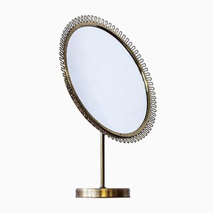 Swedish Vanity Mirror by Josef Frank for Svenskt Tenn, 1950s