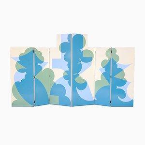 Wandschirme von Giacomo Balla für Gavina, 1970er, 2er Set
