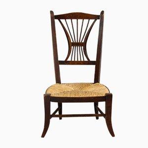 Chaise pour Enfant Biedermeier, 1830s