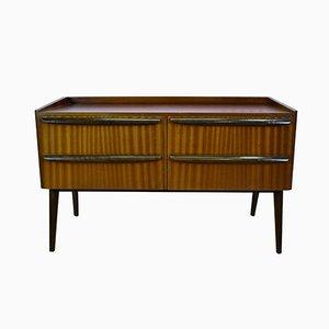 Vintage Danish Teak Low Sideboard