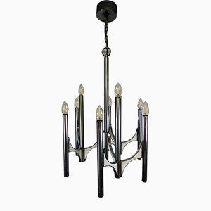 Lámpara de araña vintage de Gaetano Sciolari