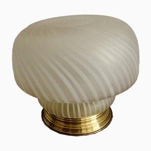 Lámpara de cristal de Murano de Vistosi, años 60