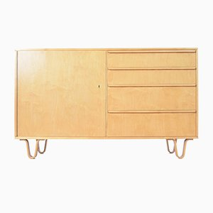 Vintage Birch Veneer DB01 Sideboard by Cees Braakman for Pastoe