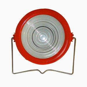 Lámpara Schiuko italiana de Achille Castiglioni para Flos, años 70