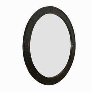 Italienischer Spiegel mit Palisander Rahmen, 1960er