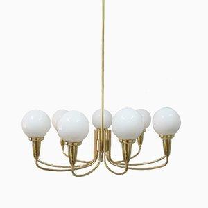Vintage Lampe von Metalarte, 1950er