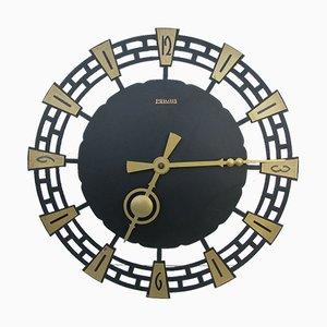 Orologio da parete vintage di Kienzle International, anni '70