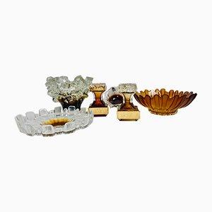 Dekoratives Vintage Geschirr Set von Eino Wänni für Kumela & Humppila, 7er Set