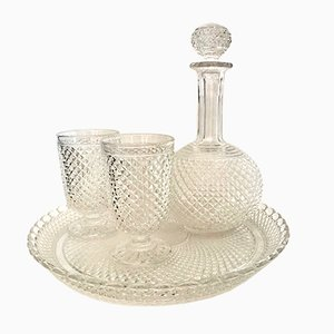 Antique Crystal Water Set from Baccarat