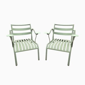 Vintage Thinking Man Chairs by Jasper Morrison for Cappellini, Set of 2