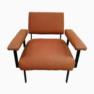 Vintage Minimalist FM70 Japan Series Armchair by Cees Braakman for Pastoe