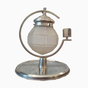 Lampe de Bureau Art Déco, Espagne, 1920s