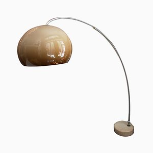 Lampada Arc vintage, anni '70