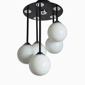 Lámpara colgante italiana Mid-Century, años 60