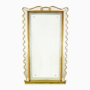 Specchio inciso, Italia, anni '40