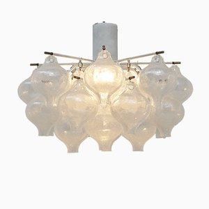 Mid-Century Tulipan Ceiling Lamp by J.T. Kalmar