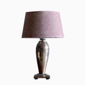 Lámpara de mesa sueca, años 60