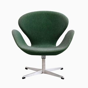 Swan Chair by Arne Jacobsen for Fritz Hanse, 1960s