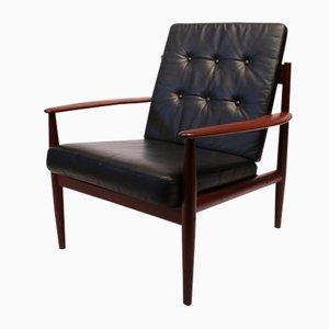 Modell 118 Teak Armlehnstuhl von Grete Jalk für France & Søn, 1960er