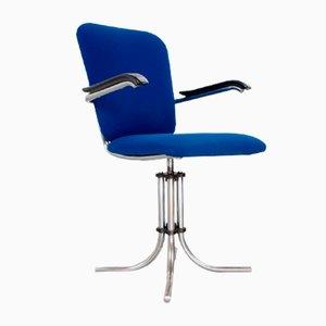 Chaise de Bureau Modèle 356 par Willem Gispen pour Gispen, 1950s