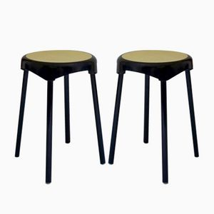Stools from Plastunic, 1960s, Set of 2