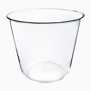 Vaso Campana piccolo in vetro soffiato di Aldo Cibic per Paola C.