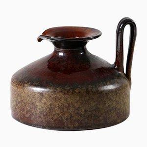 Studio Keramik Vase von Elke & Elmar Kubicek, 1960er