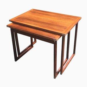 Nesting Tables by Thygesen & Sørensen for Heltborg Møbler, 1960s