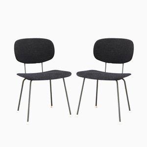 Vintage 116 Stühle von Wim Rietveld für Gispen, 2er Set