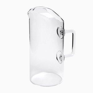 Foxy Karaffe aus geblasenem Glas von Aldo Cibic für Paola C.